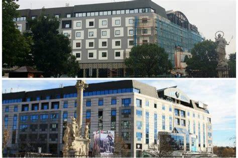 park inn danube bratislava vynoven 253 hotel danube sa mnoh 253 m bratislavčanom nep 225 či
