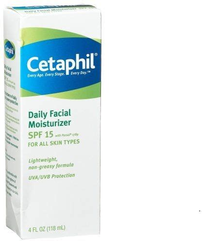Daily Moisturizer Spf 15 cetaphil daily moisturizer spf 15 4 fl oz price review and buy in dubai abu dhabi and