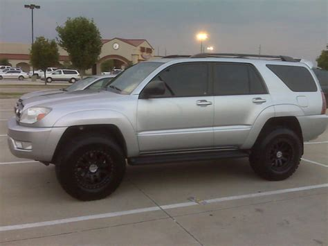 toyota lifted 2005 toyota 4runner lifted