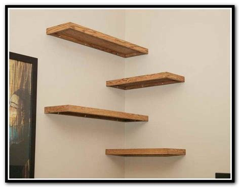 floating corner shelves best 25 corner shelves ideas on diy desk to