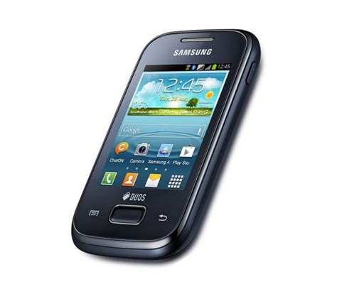 Samsung Y Plus Samsung Galaxy Y Plus S5303 Ceplik