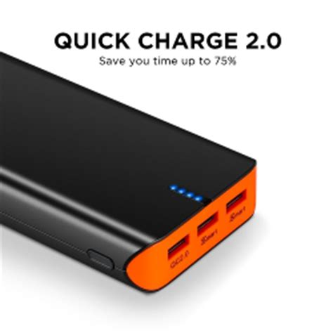 Power Bank Fast Charging Terbaik charge 2 0 power banks wall chargers and car adapters
