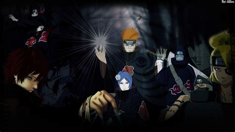 wallpaper bergerak akatsuki wallpapers naruto shippuden hd 2015 wallpaper cave