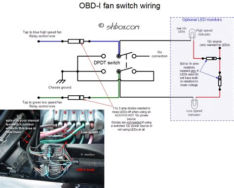 electric fan installation instructions ls1 electric fan wiring harness image collections