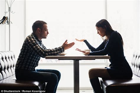 the signs your relationship is on the rocks daily mail