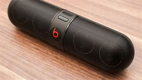 Speaker Bluetooth Beats beats pill review mini bluetooth speaker with some pop cnet
