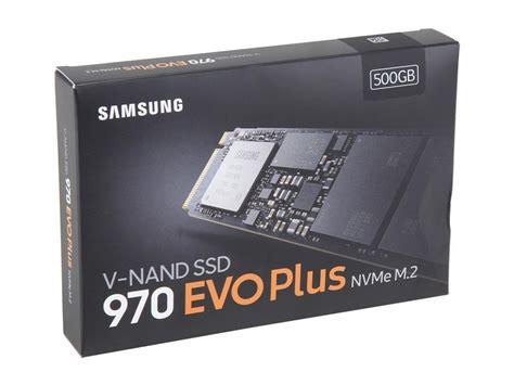 samsung 970 evo plus 500gb m 2 ssd 127 89