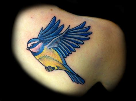 the painted bird tattoo birds tattoos and designs page 79