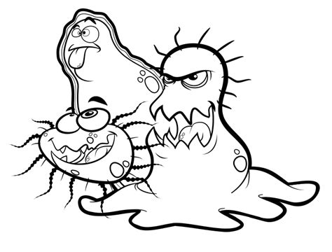 preschool germ coloring pages g is for germs coloring page a must print for visiting