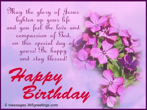 Christian Happy Birthday Wishes For Christian Birthday Wishes 365greetings Com