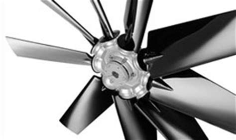 multi wing fan blades custom designed axial fans multi wing america