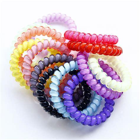 hair ties with popular coil hair ties buy cheap coil hair ties lots from