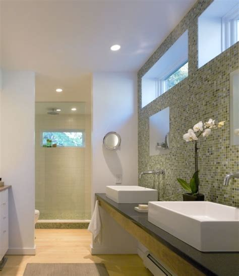 Small Bathroom Ideas With Walk In Shower by 71 Cool Green Bathroom Design Ideas Digsdigs