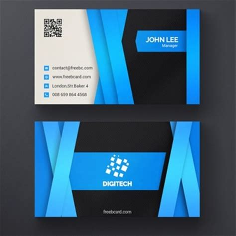 blue id card template id card vectors photos and psd files free