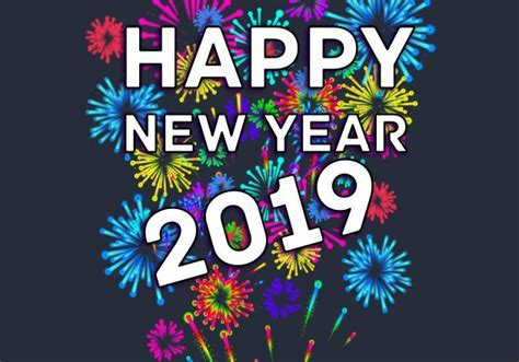 Happy New Year Status 2019 and Slogans about New Life