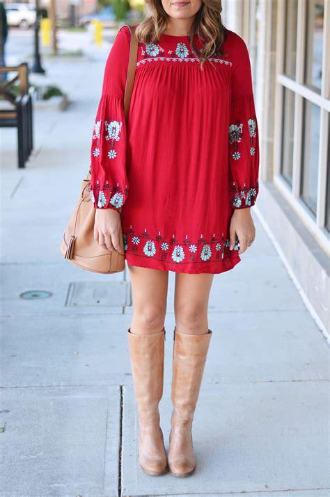 Mini Dress Winnie 10 embroidered mini dress by m