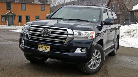 2019 Toyota Land Cruiser by 2019 Toyota Land Cruiser New Review A Big Capable