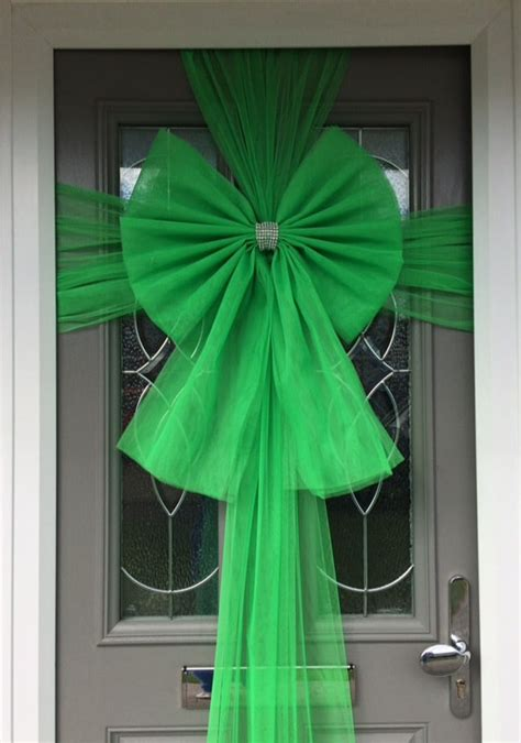 buy green door bow order   day delivery