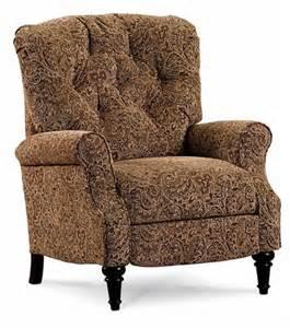 Push Back Recliner Chair High Leg Push Back Recliner Chair By Home