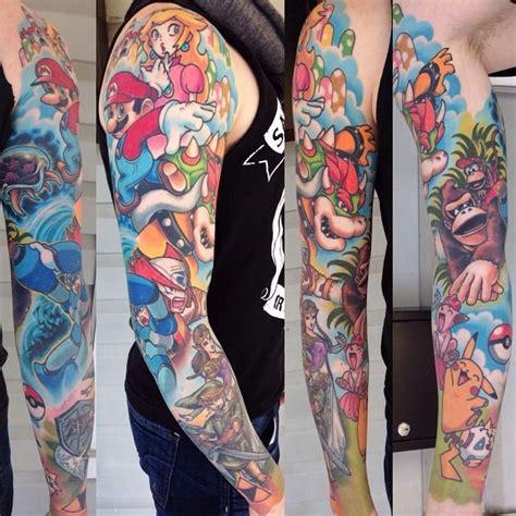 mario tattoo you instagram best 25 nintendo tattoo ideas on pinterest pokemon