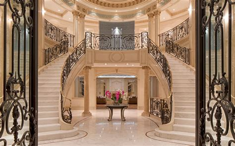 Gorgeous Homes Interior Design by Luxury Living French Ch 226 Teau Style Architecture Christie S