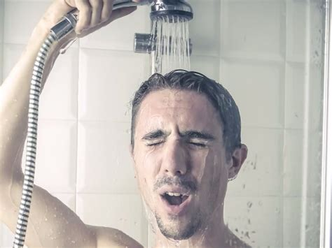 Showering In by 90 Second Shower Trick Business Insider
