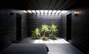 Luxe Home Interiors all black interior design bedroom rosa muerta
