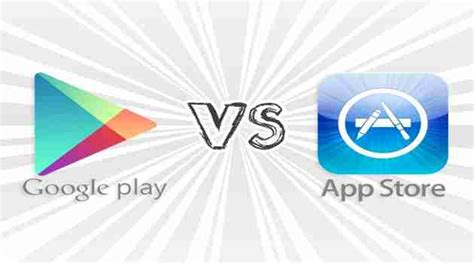 Play Store Vs App Store Google Play Vs Appstore Pymex
