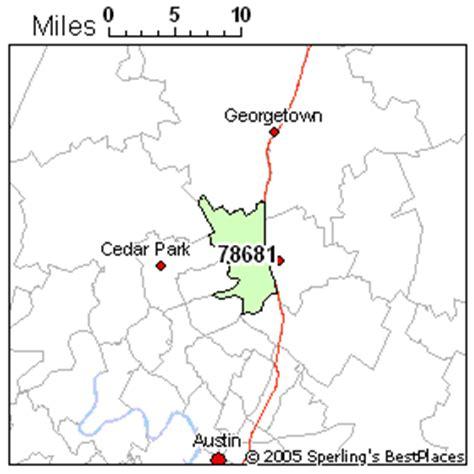 zip code map round rock tx best place to live in round rock zip 78681 texas