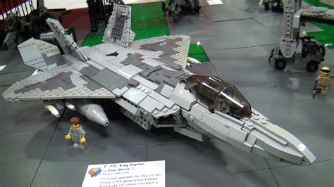 lego army jet awesome lego airplanes helicopters brickfair