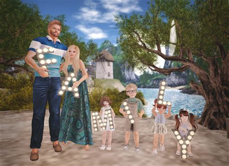 a family tradition second life for a second empire the unlikely benefits of a virtual second childhood inverse