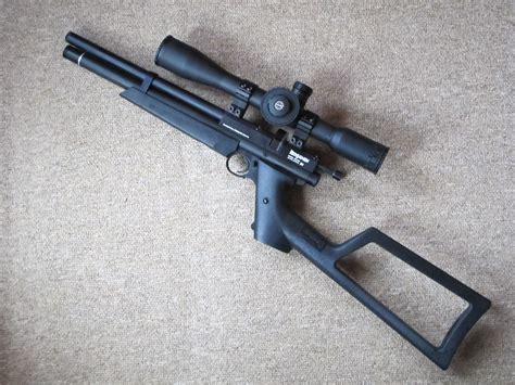 Marauder Pistol benjamin marauder