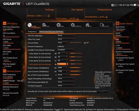 Gigabyte G1 Sniper H6 test gigabyte g1 sniper h6 conseil config