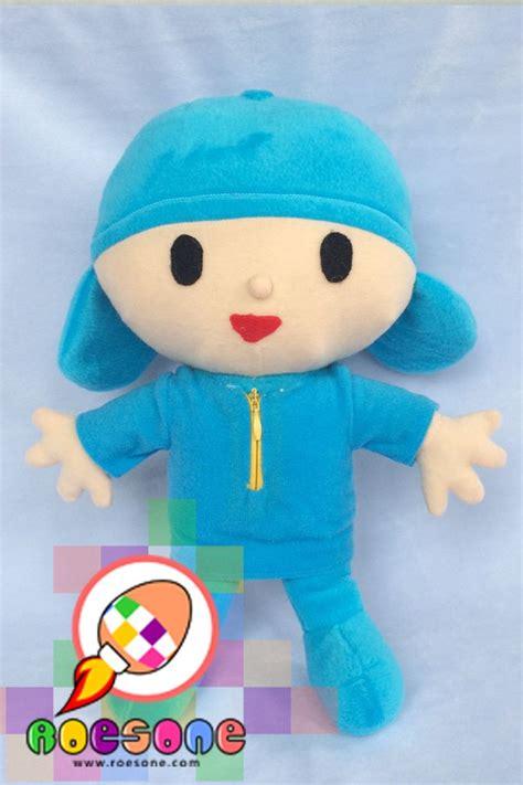 Produk Istimewa Bantal Boneka boneka pocoyo spanyol lucu dan mendidik produsen boneka
