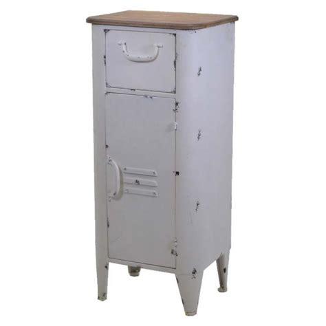 mobiletto da cucina mobiletto da cucina bianco metallo