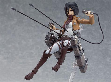 Furyu Attack On Titan Eren Figure Mikasa Figure Set buy figure attack on titan figure figma mikasa ackerman archonia