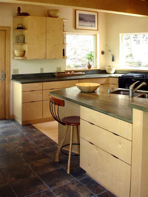 Baltic Birch Cabinets by Baltic Birch Kitchen