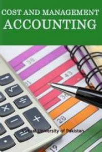 Ebook Perakitan cost and management accounting by of