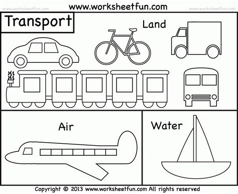 transportation coloring pages pdf helicopter coloring pages transportation ambulance