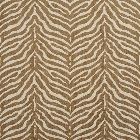 zebra upholstery fabric zebra natural beige and white animal print chenille