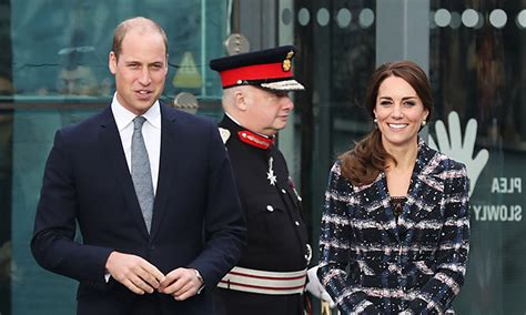 william and kate kate middleton and prince william visit manchester