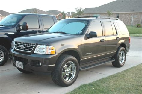 how to learn about cars 2005 ford explorer parental controls jfbamf2000 2005 ford explorer specs photos modification info at cardomain