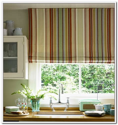 diy kitchen curtain ideas langsir dapur afdalila abas
