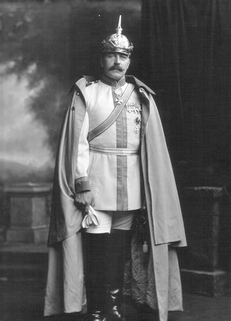 Baron Hermann von Eckardstein by Lafayette 1902