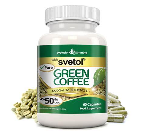 Green Coffee Di Apotek green coffee svetol 174 caff 232 verde di evolution slimming
