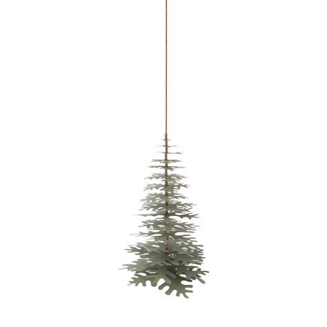 nordic fir tree 3d kit forest green medium fabulous