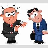 卡通老板与职员模板下载(图片编号:20140228021834)-职业 ...