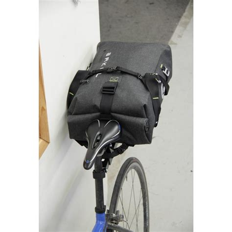 backpack rack for home drypack cycling backpack from arkel
