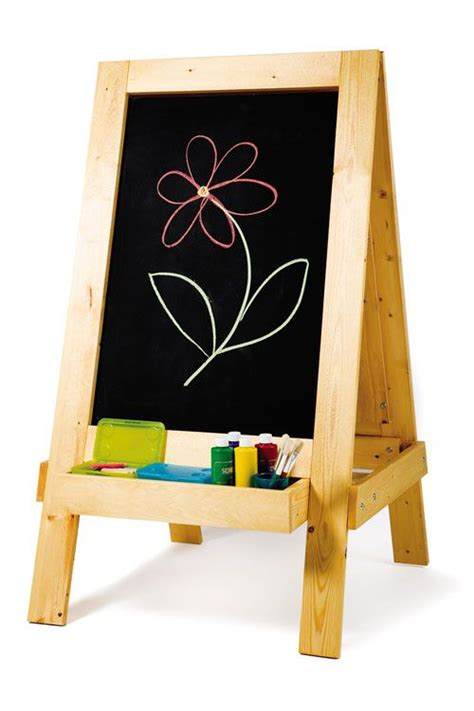 childrens easel build a perfect easel for children give a young artist a