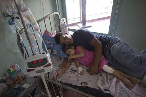 u in bed venezuela health crisis means kid s scraped knee can be